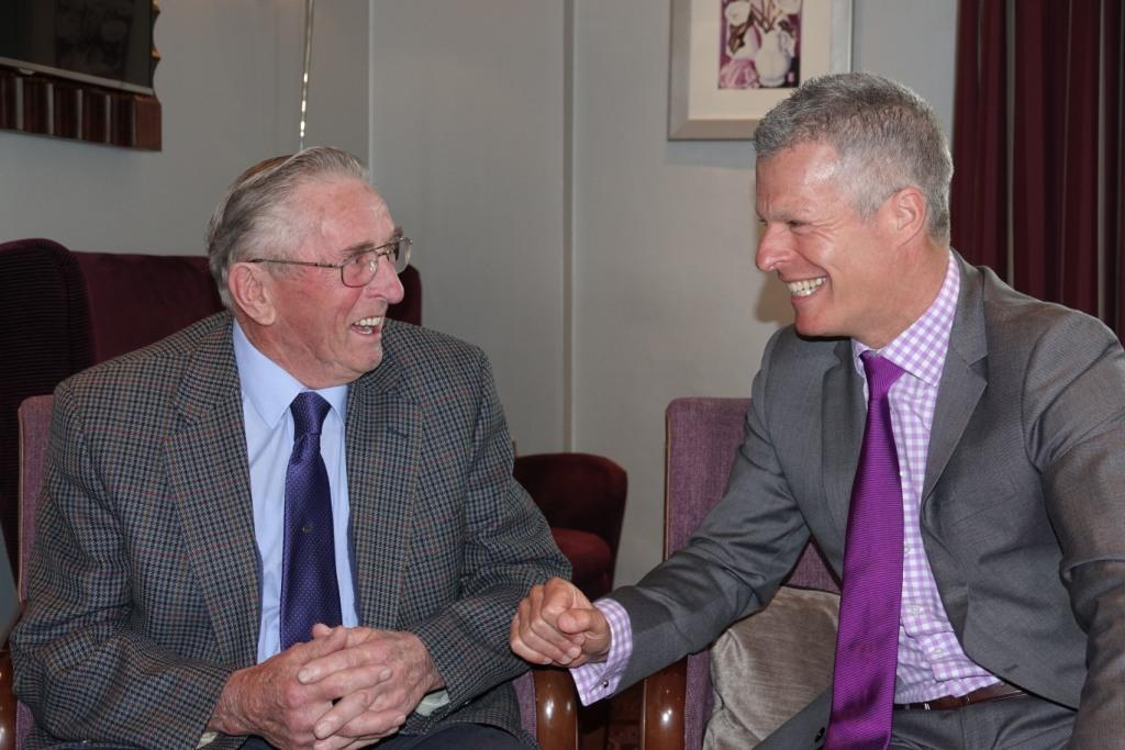 Nick Freeman Launches Hugill's Law